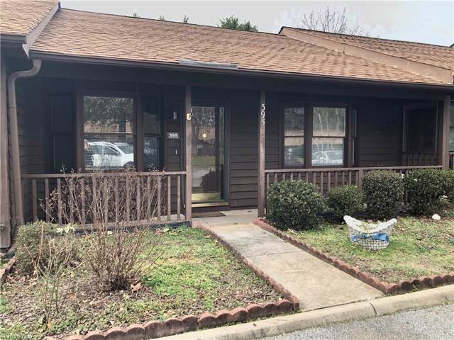 395 James Court, High Point, NC 27265 (MLS #963110) :: Berkshire Hathaway HomeServices Carolinas Realty
