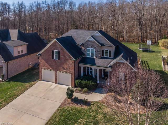229 Windsong Drive, Clemmons, NC 27012 (#963116) :: Premier Realty NC