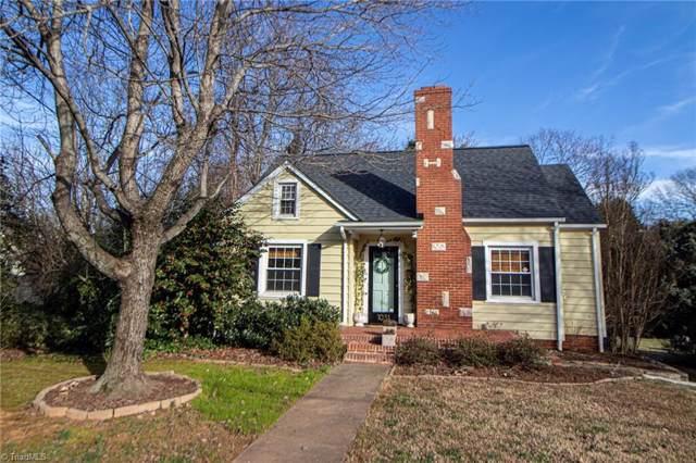 1031 Irving Street, Winston Salem, NC 27103 (#963170) :: Premier Realty NC