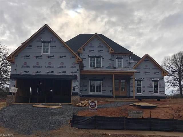 6 William Albert Court, Greensboro, NC 27455 (MLS #963287) :: Berkshire Hathaway HomeServices Carolinas Realty
