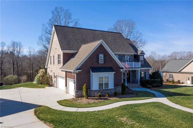 2450 Wellsburg Court, Clemmons, NC 27012 (#963416) :: Premier Realty NC