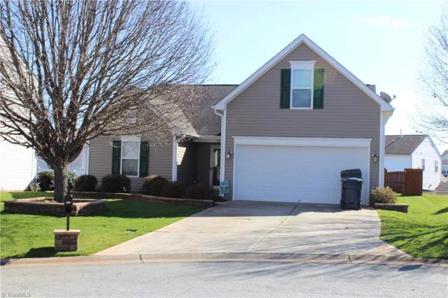 119 Fining Court, Lexington, NC 27295 (MLS #963666) :: Ward & Ward Properties, LLC