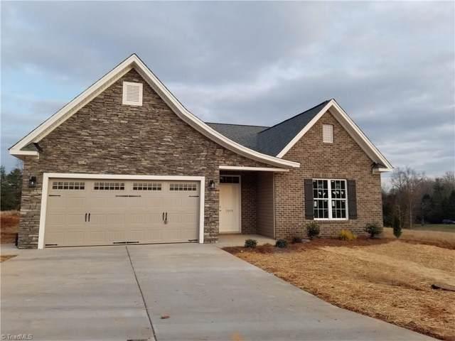 3849 Rutherford Court #2, Winston Salem, NC 27106 (MLS #963895) :: Ward & Ward Properties, LLC