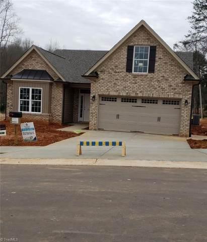 3848 Rutherford Court #17, Winston Salem, NC 27106 (MLS #964972) :: Ward & Ward Properties, LLC