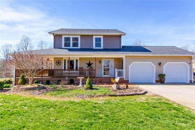 39 Single Tree Lane, Thomasville, NC 27360 (MLS #965339) :: Ward & Ward Properties, LLC