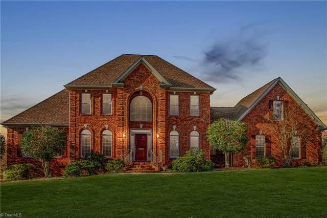 7592 Trebbiano Drive, Kernersville, NC 27284 (MLS #965379) :: Ward & Ward Properties, LLC