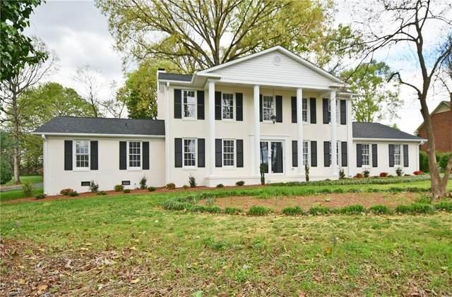 361 Ivy Circle, Bermuda Run, NC 27006 (MLS #965484) :: Berkshire Hathaway HomeServices Carolinas Realty
