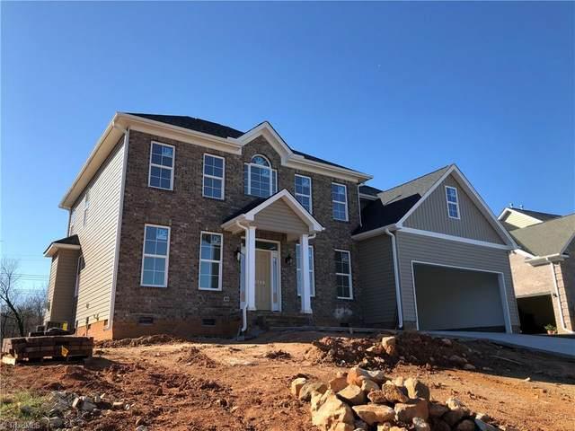 2709 Edenridge Drive, High Point, NC 27265 (MLS #966094) :: Berkshire Hathaway HomeServices Carolinas Realty