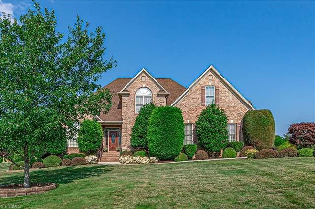 7549 Barbera Drive, Kernersville, NC 27284 (MLS #966632) :: Ward & Ward Properties, LLC