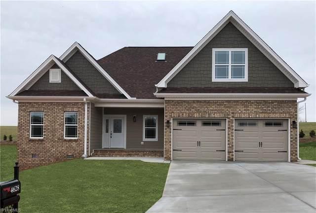 4628 Fairway Run Drive, Pfafftown, NC 27040 (MLS #967129) :: Ward & Ward Properties, LLC