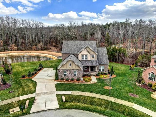 215 Rivington Way, Greensboro, NC 27455 (MLS #967253) :: Berkshire Hathaway HomeServices Carolinas Realty