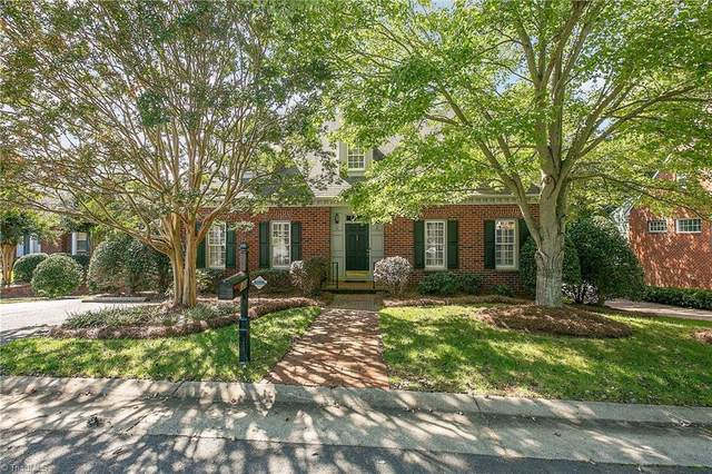 120 Coventry Park Lane, Winston Salem, NC 27104 (MLS #967279) :: Greta Frye & Associates | KW Realty Elite