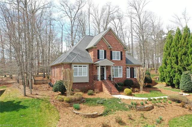 229 Hiddenbrooke Drive, Advance, NC 27006 (#967953) :: Premier Realty NC