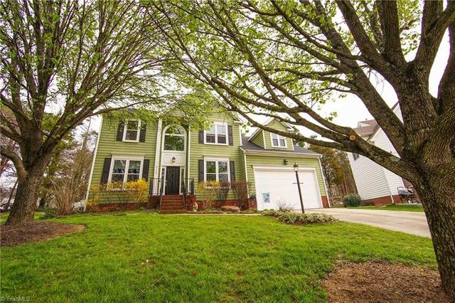 5117 Hartridge Way, Greensboro, NC 27407 (MLS #968841) :: HergGroup Carolinas | Keller Williams