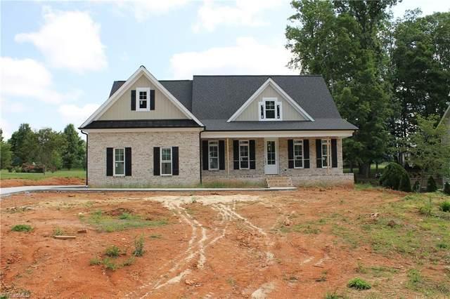 135 Arbor Hill Avenue, Mocksville, NC 27028 (MLS #969369) :: Berkshire Hathaway HomeServices Carolinas Realty