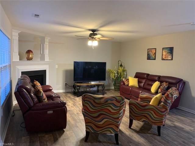 140 Tysonridge Court, Kernersville, NC 27284 (MLS #970141) :: Berkshire Hathaway HomeServices Carolinas Realty