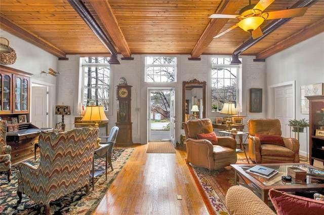 219 Tar Branch Court, Winston Salem, NC 27101 (MLS #970612) :: Berkshire Hathaway HomeServices Carolinas Realty