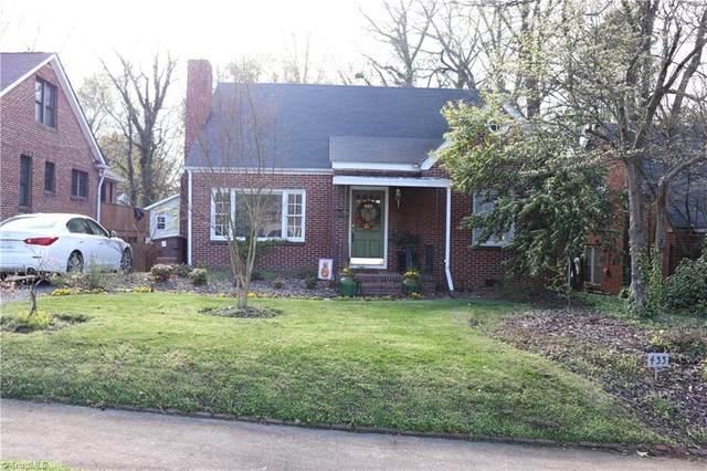 433 W Radiance Drive, Greensboro, NC 27403 (MLS #971149) :: Berkshire Hathaway HomeServices Carolinas Realty