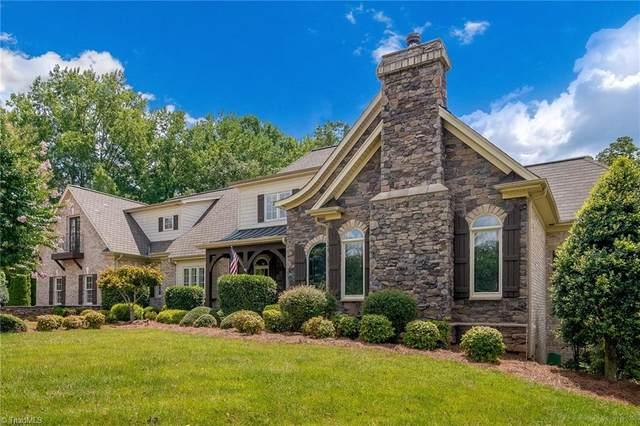 520 Belmeade Way Trail, Lewisville, NC 27023 (MLS #971238) :: Ward & Ward Properties, LLC