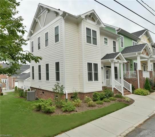 805 S Poplar Street, Winston Salem, NC 27101 (MLS #971267) :: Greta Frye & Associates | KW Realty Elite