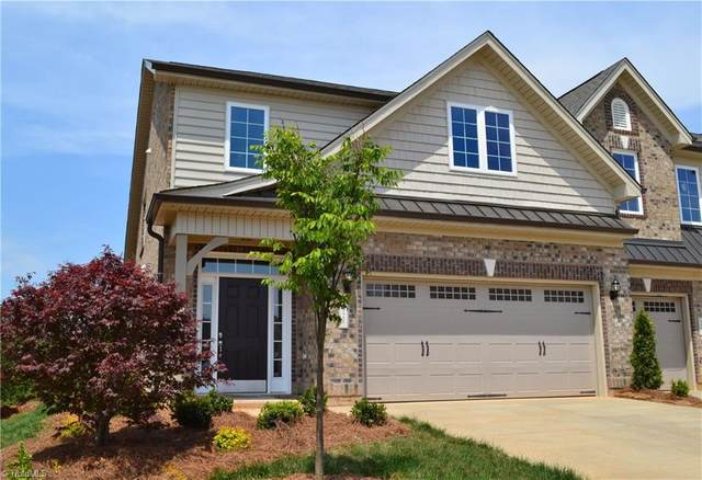 3824 Galloway Court Lot 82, High Point, NC 27265 (#971487) :: Mossy Oak Properties Land and Luxury