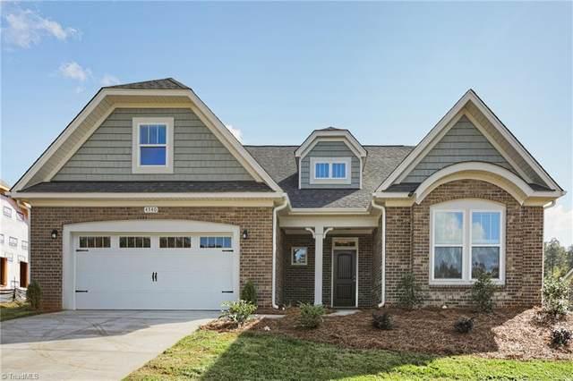 4540 Jasper Ridge Drive, Clemmons, NC 27012 (MLS #971743) :: Berkshire Hathaway HomeServices Carolinas Realty