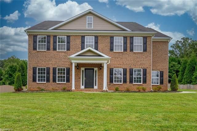 6549 Fieldmont Manor Drive, Tobaccoville, NC 27050 (MLS #972341) :: Ward & Ward Properties, LLC