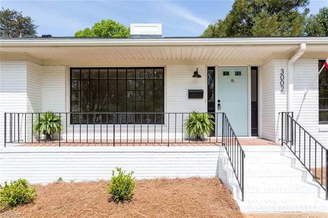 3002 New Hanover Drive, Greensboro, NC 27408 (MLS #972394) :: Team Nicholson