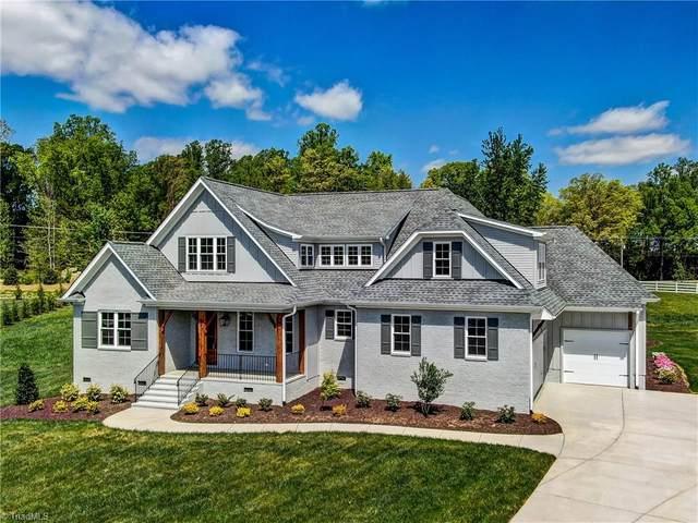 3800 Eagle Downs Way, Summerfield, NC 27358 (MLS #972596) :: Berkshire Hathaway HomeServices Carolinas Realty