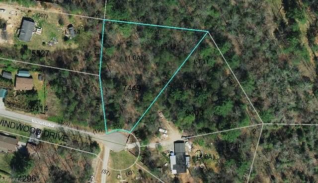 0 Windy Ridge Road, North Wilkesboro, NC 28659 (MLS #973631) :: Ward & Ward Properties, LLC