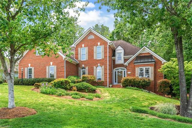 2901 Swan Lake Drive, High Point, NC 27262 (#974981) :: Premier Realty NC