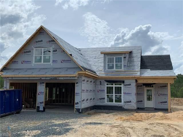 1058 Wood Duck Lane, Winston Salem, NC 27106 (MLS #975138) :: Berkshire Hathaway HomeServices Carolinas Realty