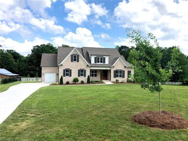 3807 Eagle Downs Way, Summerfield, NC 27358 (MLS #975147) :: Berkshire Hathaway HomeServices Carolinas Realty