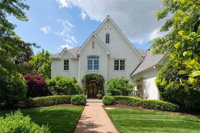 6305 Poplar Forest Drive, Summerfield, NC 27358 (MLS #975396) :: Berkshire Hathaway HomeServices Carolinas Realty