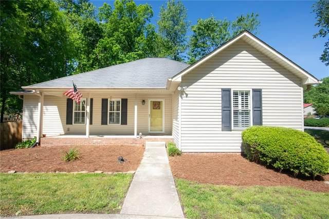 101 Brookleigh Court, Trinity, NC 27370 (MLS #975474) :: Ward & Ward Properties, LLC