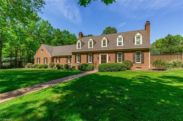 2859 S Fairway Drive, Burlington, NC 27215 (MLS #975554) :: Ward & Ward Properties, LLC