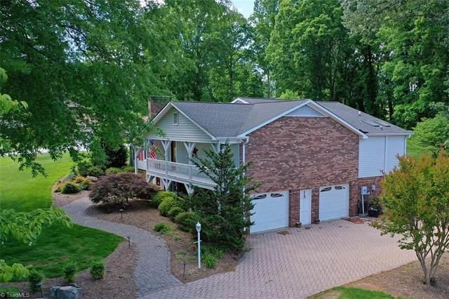 1055 Canyon Drive, Rural Hall, NC 27045 (MLS #976431) :: Berkshire Hathaway HomeServices Carolinas Realty
