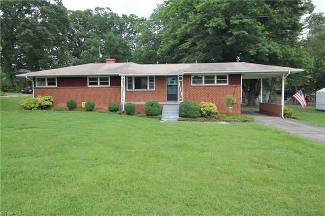 5430 Lawndale Drive, Greensboro, NC 27455 (MLS #976681) :: Berkshire Hathaway HomeServices Carolinas Realty