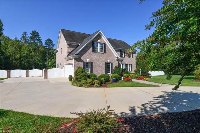4606 Brookmont Court, Greensboro, NC 27406 (MLS #976720) :: Ward & Ward Properties, LLC