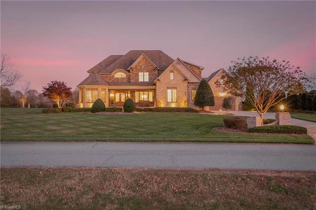 7404 Hadleigh Court, Oak Ridge, NC 27310 (MLS #976782) :: Berkshire Hathaway HomeServices Carolinas Realty