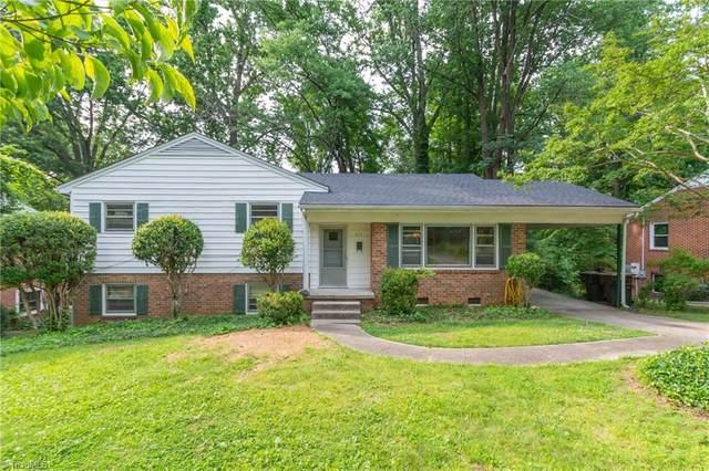 619 Candlewood Drive, Greensboro, NC 27403 (MLS #977293) :: Ward & Ward Properties, LLC