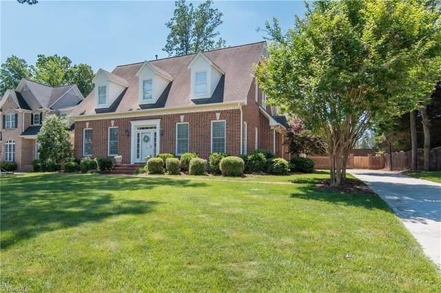 12 Middlefield Court, Greensboro, NC 27455 (MLS #977370) :: Berkshire Hathaway HomeServices Carolinas Realty
