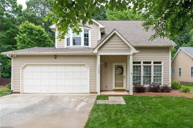 3308 Winburn Drive, Greensboro, NC 27410 (MLS #977673) :: Team Nicholson