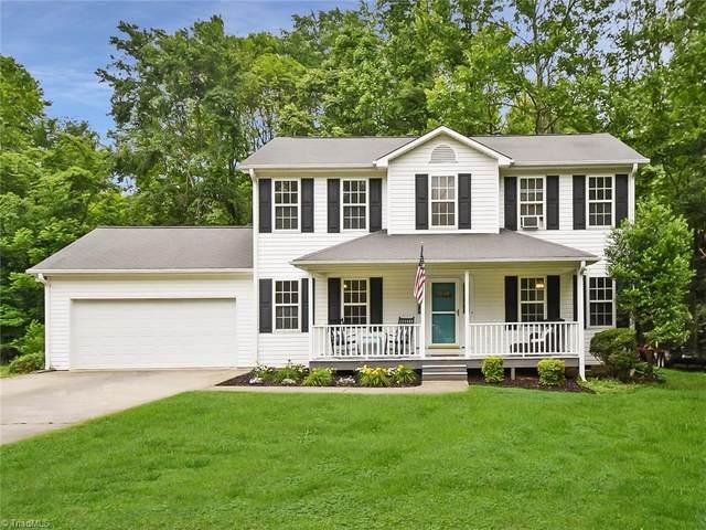 2981 Burlwood Drive, Winston Salem, NC 27103 (MLS #977723) :: Ward & Ward Properties, LLC