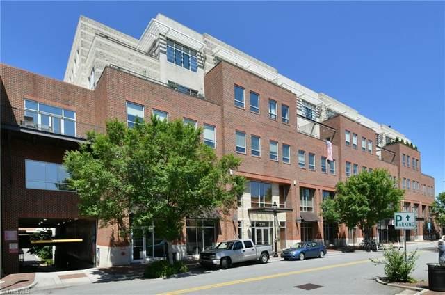 530 N Trade Street #404, Winston Salem, NC 27101 (MLS #978031) :: Berkshire Hathaway HomeServices Carolinas Realty
