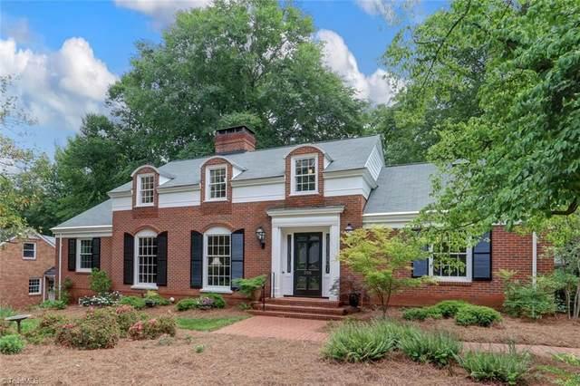 208 Homewood Avenue, Greensboro, NC 27403 (MLS #978153) :: Greta Frye & Associates | KW Realty Elite