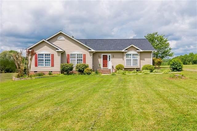 321 Mark Road, Reidsville, NC 27320 (MLS #978176) :: Ward & Ward Properties, LLC