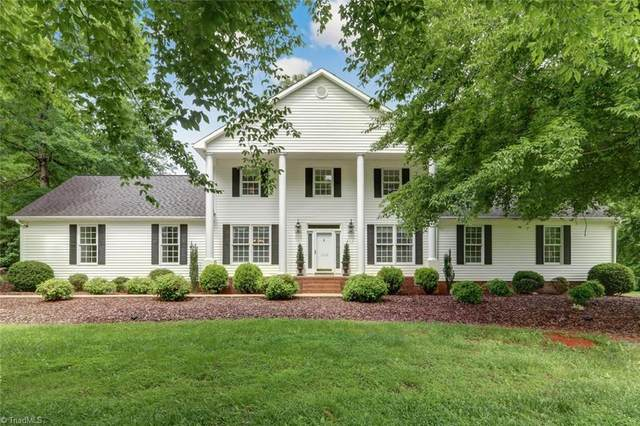 1452 High Rock Road, Gibsonville, NC 27249 (MLS #979415) :: Ward & Ward Properties, LLC