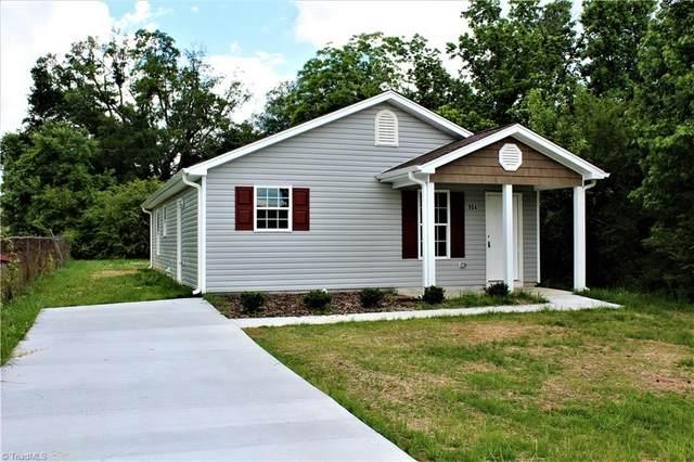 904 Ardmore Drive, Greensboro, NC 27401 (MLS #979432) :: Team Nicholson