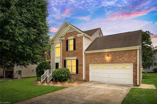 381 Kingsmill Drive, Advance, NC 27006 (#979514) :: Premier Realty NC